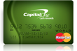 Cap One Cash Rewards Credit Card