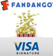 Visa Signature & Fandango: Buy One Movie Ticket, Get One Free