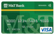 M&T Visa Credit Card with Rewards: 0% for 12 Months on Balance Transfers, No Fees
