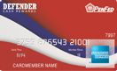 PenFed Defender Cash Rewards Amex
