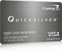 Capital One Quicksilver card