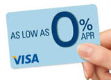 Alliant Credit Union Platinum Visa: 0% on Balance Transfers for 12 Months with No BT Fee