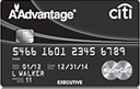 Citi Executive / AAdvantage World  Elite MasterCard