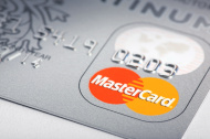 MasterCard Platinum Credit Card