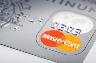 MasterCard Platinum Credit Card