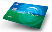 Citi Double Cash Card – 2% Cash Back on All Purchases with No Annual Fee