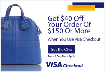 visa checkout offers roundup gap tiger direct and more credit
