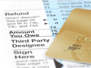 Credit Cards & Taxes