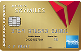 Gold Delta Skymiles Amex: 50,000 Bonus Miles + $50 Statement Credit After Spending $1,000 in 3 Months
