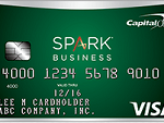 Spark Business Credit Cards from Capital One: $500/50,000 Miles Signup Bonus