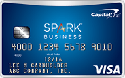 Spark Miles for Business Capital One