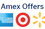 Amex Offers: Get $30 Back After Spending $100 at Target or Walmart, Up to 5 Times (YMMV)