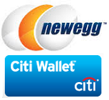 Citi Wallet: Get $20 off $50 at NewEgg