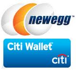 Citi Wallet: Get $20 off $50 at NewEgg