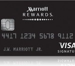 Marriott Rewards Premier Credit Card: 80,000 Points Signup Bonus