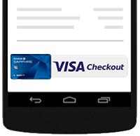 Visa Checkout - Chase Sapphire