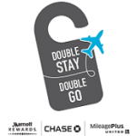 Double Stay, Double Go: Earn Double Rewards with Either Marriott or United in November