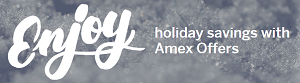 Holiday Amex Offers