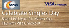 Newegg.com Visa Checkout