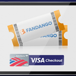 Today Only: Buy One Movie Ticket, Get One Free with Visa Checkout and Fandango