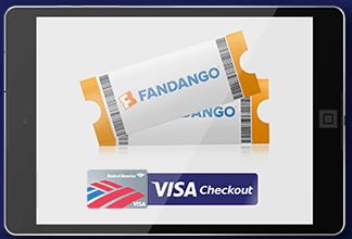 Visa Checkout: BOGO with Fandango