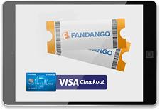 Chase / Fandango / Visa Checkout