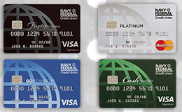 Navy Federal Credit Cards