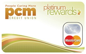 PCMCU Platinum Rewards Card