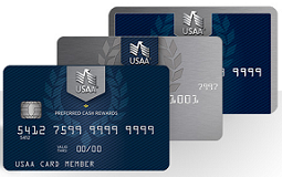 USAA Credit Cards