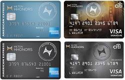 Hilton Credit Cards
