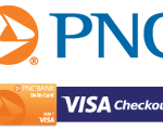 PNC Cardholders: Get $10 for Trying Visa Checkout