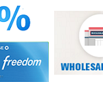 Chase Freedom Extends Bonus 5% Cash Back at Wholesale Clubs Through End of 2016