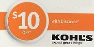 Kohl's Discover Deals