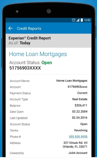 Mortgage Detail