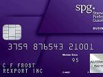 SPG Business Credit Card: Earn up to 10,000 Bonus Starpoints