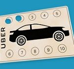 Capital One Quicksilver: Get Every 10th Ride Free on Uber (Up to $15)