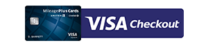 Visa Checkout United MileagePlus Card