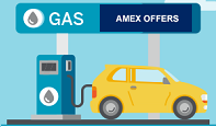 Amex Offers: 10% Back on Gas