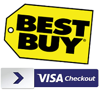 Best Buy Visa Checkout