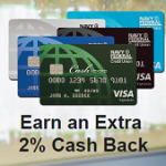 Navy Federal Visa Credit Card: Extra 2% Cash Back at Warehouse Clubs