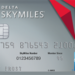 Platinum Delta Skymiles Credit Card: Earn 10,000 MQMs, 70,000 Bonus Miles and $100