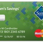 Sam's Club MasterCard Doubles Cash Back for New Accounts for 90 Days