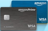 Amazon Prime Rewards Visa