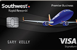 Southwest Rapid Rewards Premier Business Card: 60,000 Points Signup Bonus