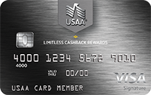 USAA Limitless Visa