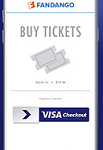 Visa Checkout: Get a Free Movie Ticket When You Order 2 or More on Fandango