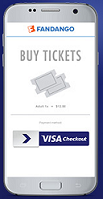 Visa Checkout: Buy 1 Movie Ticket, Get One Free Through Fandango
